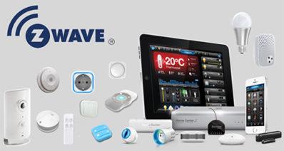 Беспроводное оборудование Z-wave
